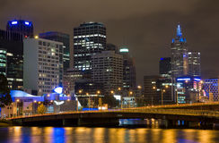 Melbourne Victoria Australia Royalty Free Stock Photography