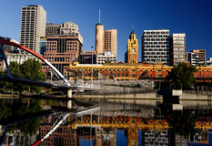 Melbourne, Victoria, Australia Stock Photo