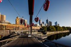 Melbourne, Victoria, Australia Stock Image