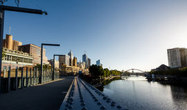 Melbourne, Victoria, Australia Royalty Free Stock Images