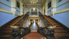 Melbourne Wallerby Manor Royalty Free Stock Photography
