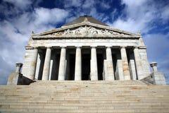melbourne wspominania świątynia Obraz Stock