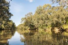 Melbourne Yarra River Stock Image