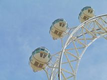 The Melbournestar wheel Royalty Free Stock Images