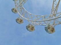The Melbournestar wheel Stock Image
