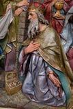 Melchior Biblical Magi fotografia de stock royalty free