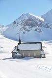 Melchsee-Frutt。瑞士 免版税图库摄影