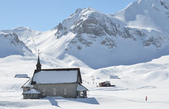 Melchsee-Frutt. Suíça imagem de stock royalty free
