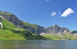 Melchsee, Switzerland stock image
