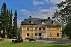 Melderstein mangårdsbyggnad Royaltyfri Bild