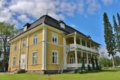 Melderstein Manor House Stock Photo