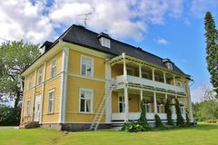 Melderstein Manor House Royalty Free Stock Images