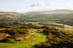 Meldon Hill Royalty Free Stock Photography