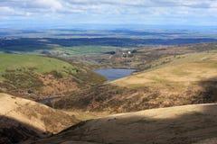 Meldon reservoir,Dartmoor Royalty Free Stock Image