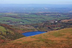 Meldon reservoir,Dartmoor Stock Photography