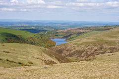 Meldon Reservoir Royalty Free Stock Photography