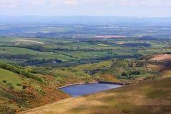 Meldon Reservoir, Dartmoor Royalty Free Stock Photography