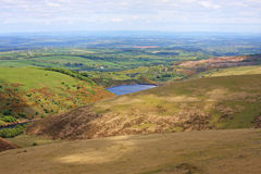 Meldon Reservoir, Dartmoor Royalty Free Stock Images