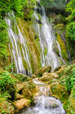 Mele Cascades Waterfalls - Port Vila Royalty Free Stock Photography