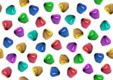 Mele colorate Fotografia Stock