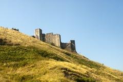 Melfi (Basilicata, Italy) - Medieval castle Stock Photography