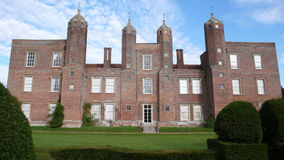 Melford Hall stock photo