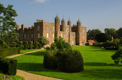 Melford Hall Stockbilder