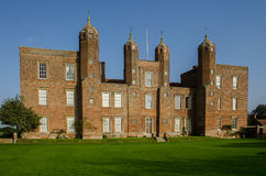 Melford Hall Royalty Free Stock Image