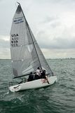 MELGES 24, Bombarda Team Stock Images
