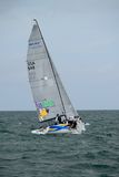 MELGES 24, Royalty Free Stock Photo