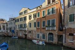 Melhor de Veneza Itália Foto de Stock Royalty Free