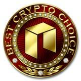 A melhor escolha cripto - NEO Fotos de Stock