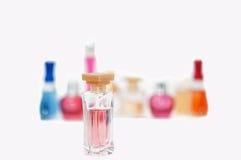 A melhor escolha do perfume Imagens de Stock Royalty Free