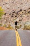 A melhor estrada bem escolhida Imagens de Stock Royalty Free