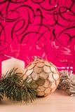 A melhor imagem do Natal Imagem de Stock