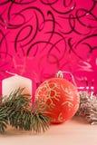A melhor imagem do Natal Imagens de Stock