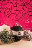A melhor imagem do Natal Imagem de Stock Royalty Free