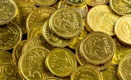 A melhor moeda polonesa Imagem de Stock