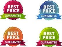 Melhor preço lustroso Foto de Stock Royalty Free