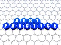 Melhor prática Imagens de Stock Royalty Free