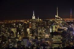 A melhor vista de New York City Fotos de Stock Royalty Free