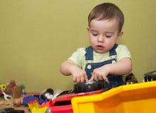 Melhorando a roda de carro Foto de Stock Royalty Free