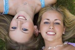 Melhores amigos Fotografia de Stock