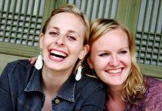 Melhores amigos Fotografia de Stock Royalty Free