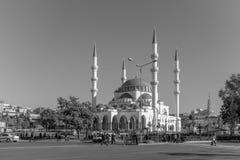 Melike Hatun Mosque in Itfaiye Meydani lizenzfreies stockfoto