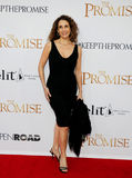 Melina Kanakaredes. At the Los Angeles premiere of `The Promise` held at the TCL Chinese Theatre in Hollywood, USA on April 12, 2017 Royalty Free Stock Photography