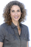 Melina Kanakaredes on the red carpet. Royalty Free Stock Photo