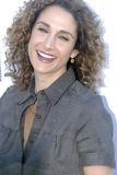 Melina Kanakaredes on the red carpet. Royalty Free Stock Image