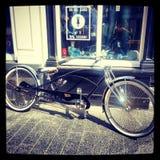 Meliny bosh holandii rower Fotografia Royalty Free