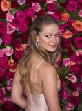 Melissa Benoit em Tony Awards 2018 imagens de stock